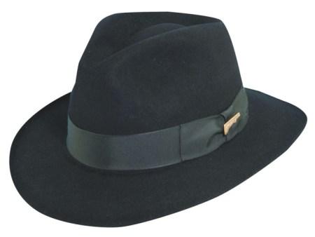 męskich kapeluszy