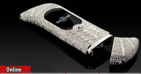 Top-10-Most-Expensive-Mobile-Phones-in-the-World-2014-GoldVish-Le-Million