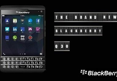 Il BlackBerry BlackBerry Passport