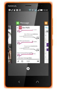 Nokia-X2-multitasking