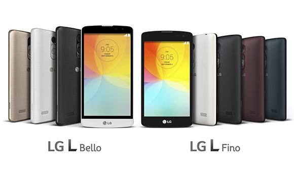 LG Bello e Fino
