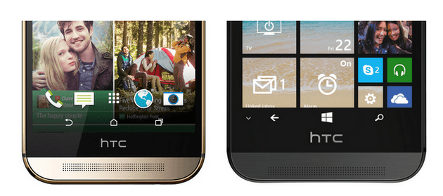HTC One M8 WP