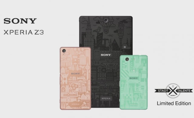 Xperia-Z3-series-Limited-Edition-Stadt-Talente-640x391