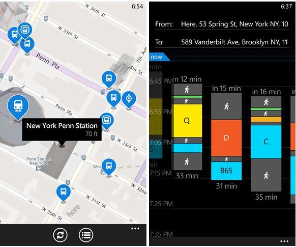 Nokia-HERE-Transit