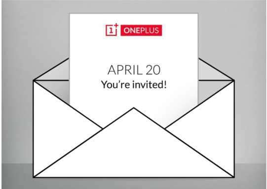 OnePlus invite