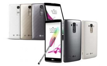 LG G4c LG G4 Stylus