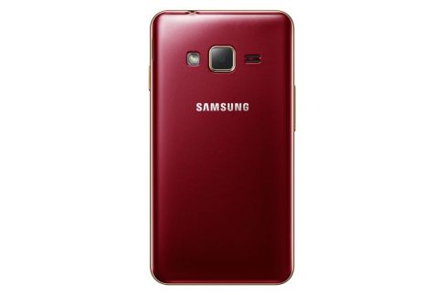 Samsung_Z1_Back_Red.