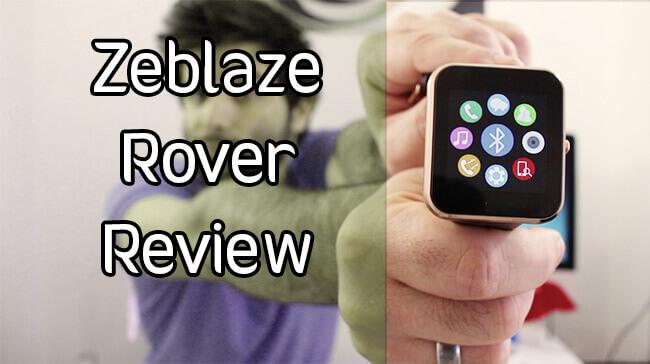 Zeblaze rover review (1)