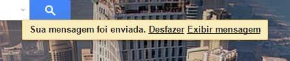 gmail desfazer