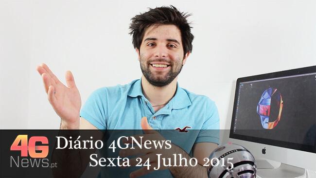 Diario 24 Julho