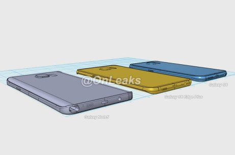 Leaked-Note-5-dimensions-measured-up-against-the-S6-edge-Plus