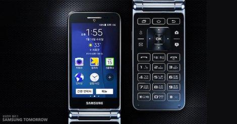Samsung-Galaxy-Folder-clamshell-phone-c