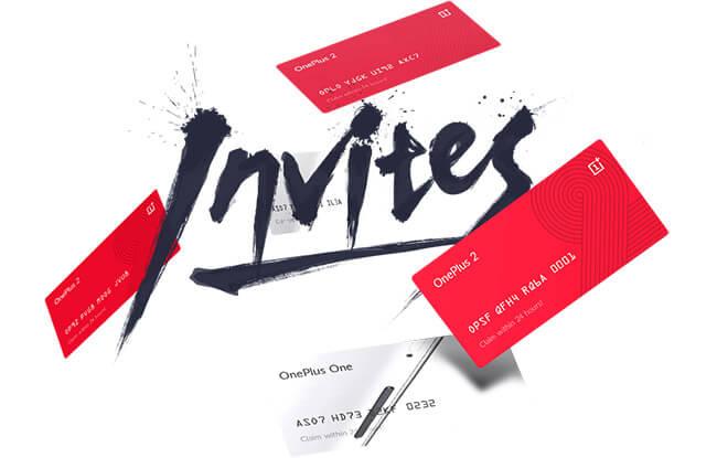 convites OnePlus