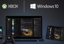 Xbox Microsoft Windows 10