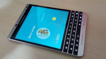 BlackBerry Passport Silver Lollipop