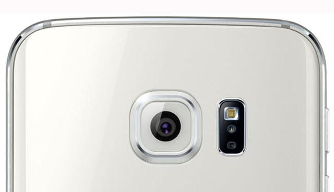 Galaxy S6 câmara