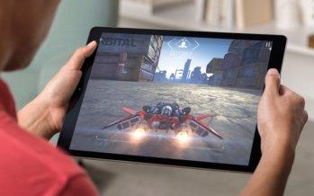 Gaming Apple iPhone iPad lentidão