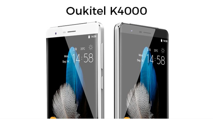 oukitel k4000 1