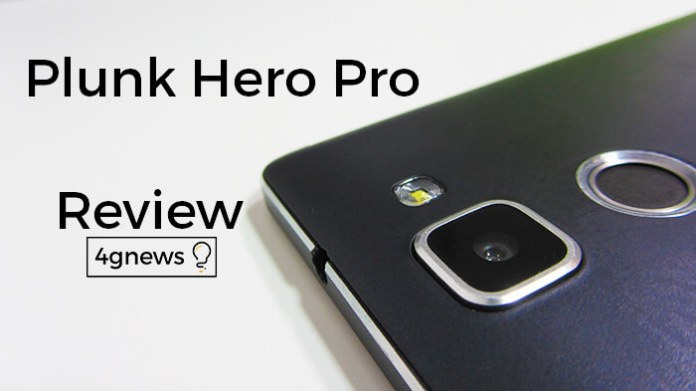 Plunk hero pro review