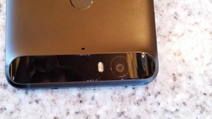 Huawei Nexus 6P vidro
