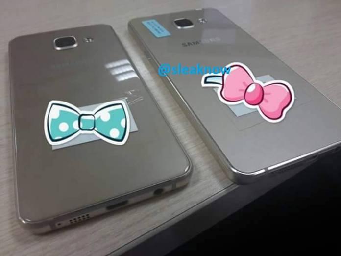 Galaxy A3 e A5 2