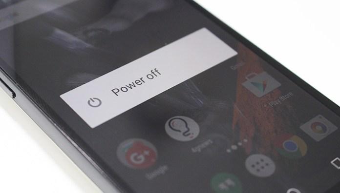Google poweroff 4gn