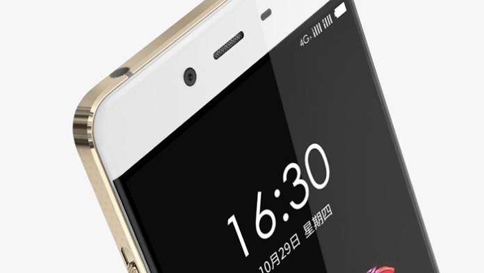 OnePlus x branco