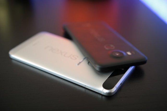 Nexus 6P Nexus 5X 4gnews55