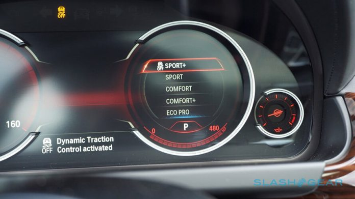 Bmw dashboard - 4gnews.pt