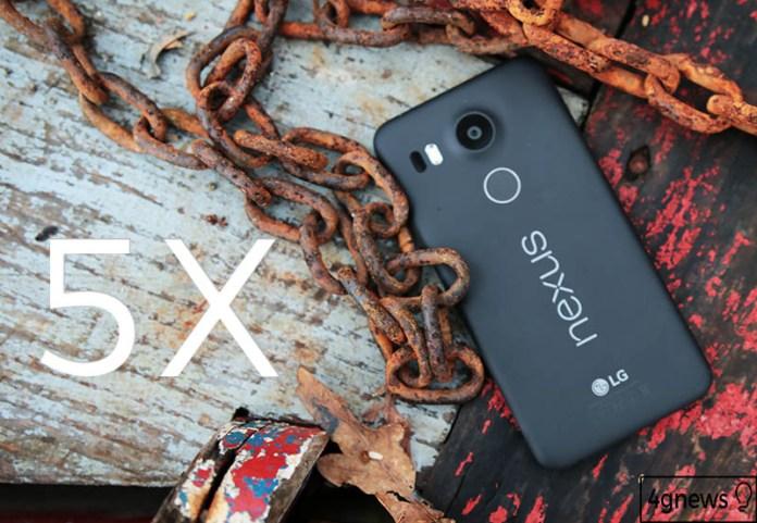 LG nexus 5X thumb