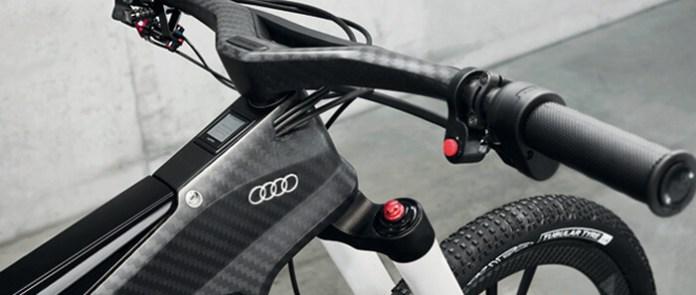 Bicicleta audi