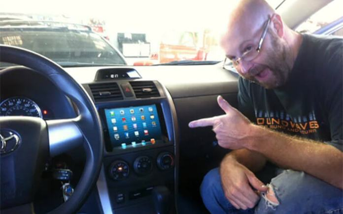 Carro tablet