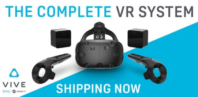HTC Vive VR - 4gnews.pt