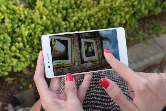 Huawei P9 Lite atualização