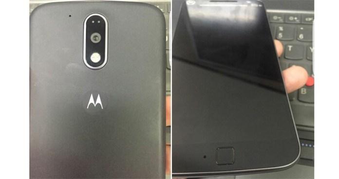 Moto G4 leak