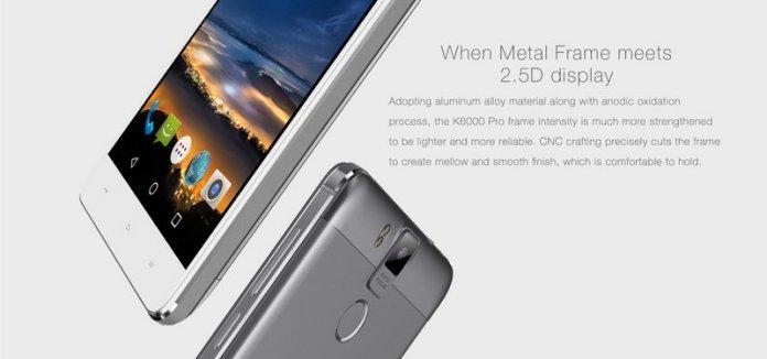 Oukitel K6000 Pro 4