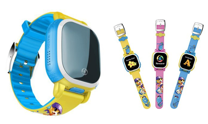 Tencent QQ Watch Children