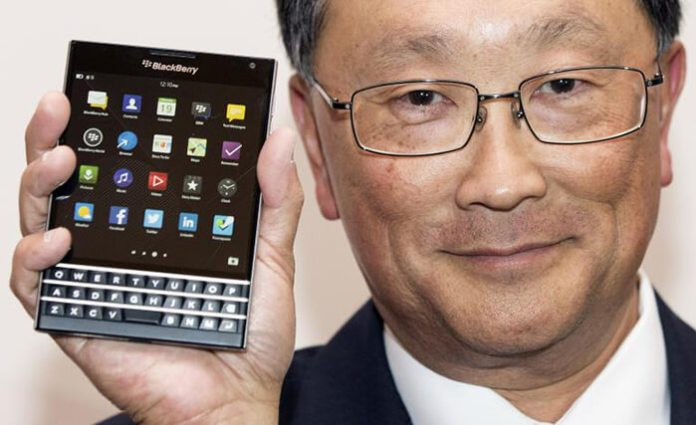 Jonh chen blackberry