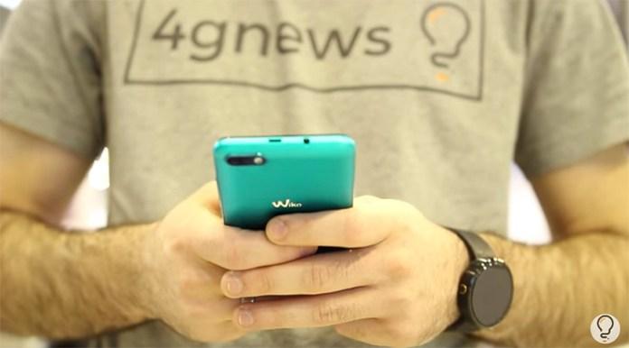 Wiko smartphone 4gnews
