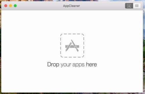 app cleaner mac