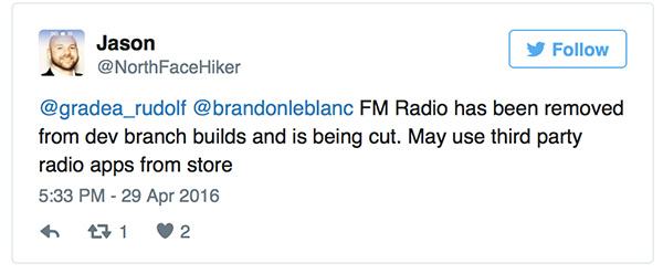 rádio fm windows 10