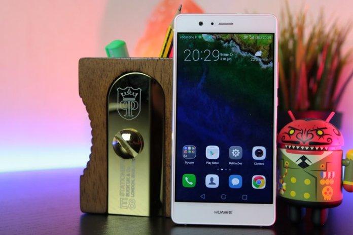 Huawei P9 Lite 4gnews 4