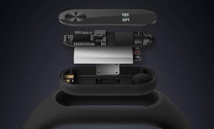 Xiaomi Mi Band 2 9