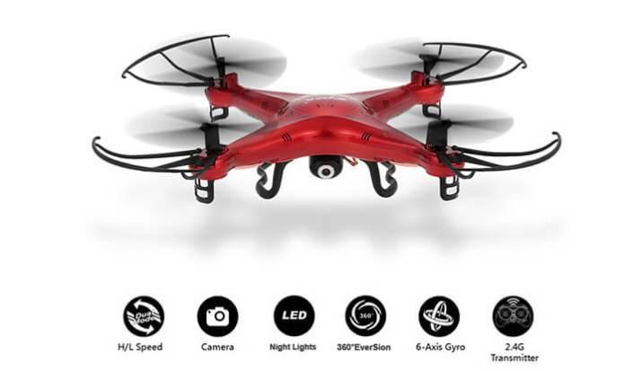 drone promo