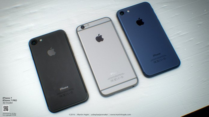 iPhone 7 render 2