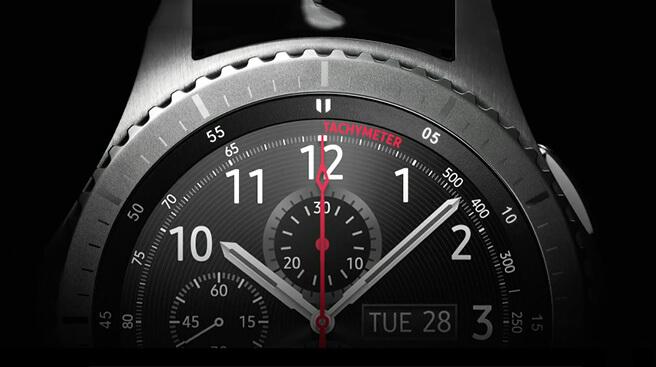 Samsung Gear S3 Tizen 3.0