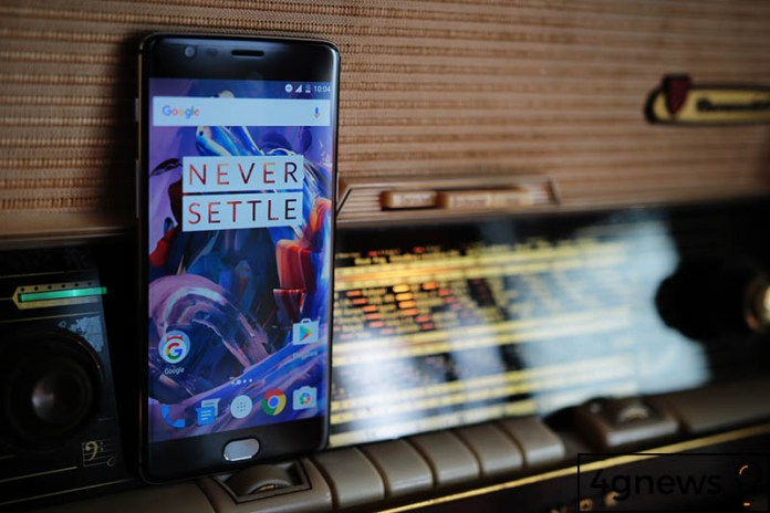 OnePlus 3 4gnews