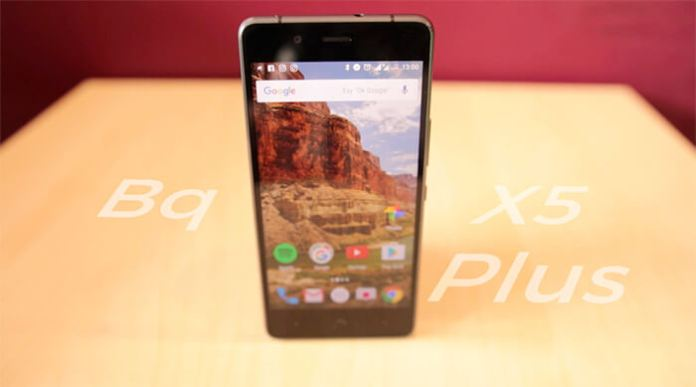 Bq Aquaris X5 Plus 1 4gnews