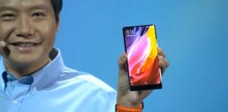 Xiaomi Mi 6 Motorola Smartphone tendência Top 5