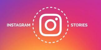 Instagram Stories Facebook Snapchat